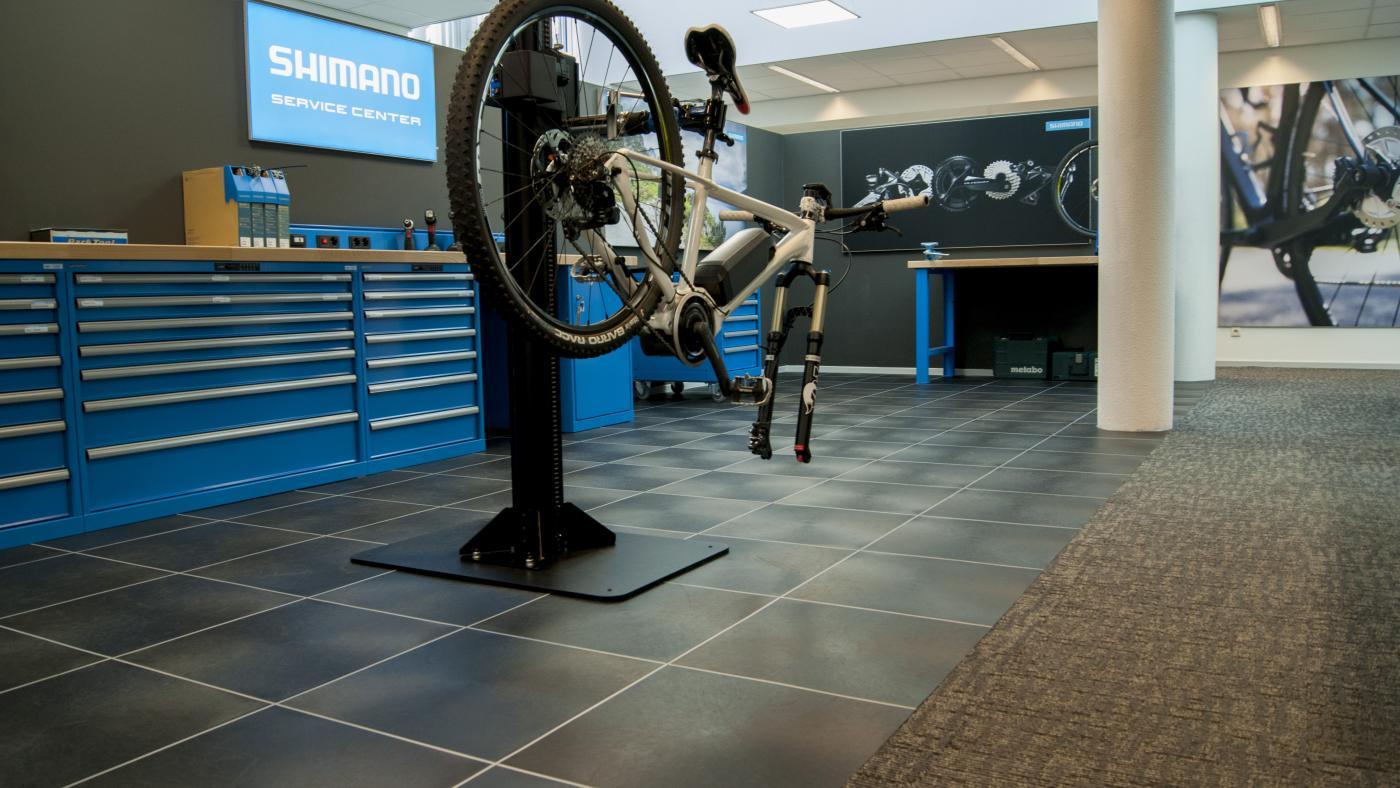 Garage : Mobiliteit